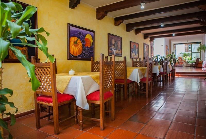 Hotel Sol de la Villa - Villa de Leyva, Boyacá